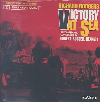 RODGERS:VICTORY AT SEA BY BENNETT,ROBERT (CD)